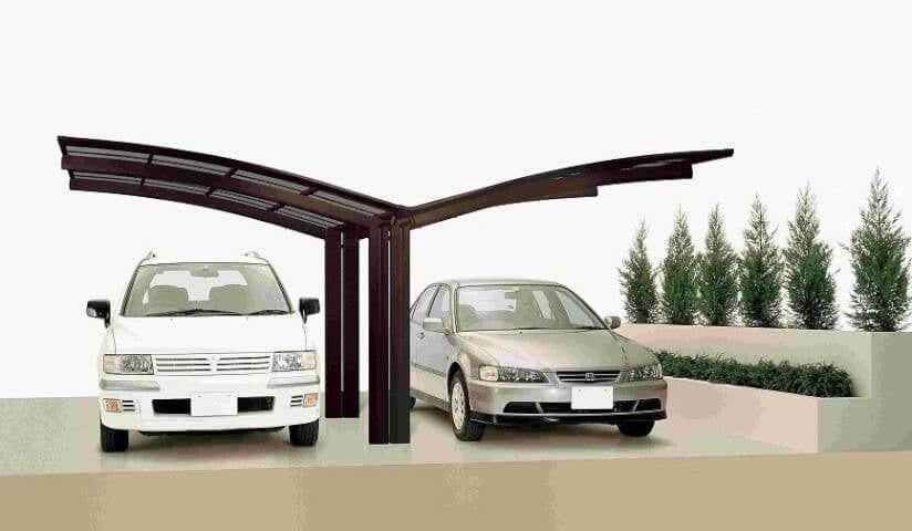 warum ein carport aus metall das sind die vorteile von. Black Bedroom Furniture Sets. Home Design Ideas