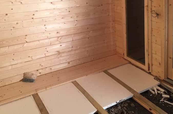 gartenhaus vor aufbau lasieren my blog. Black Bedroom Furniture Sets. Home Design Ideas