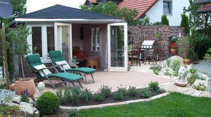 Gartenhaus Lillehus-40 ISO: Aufbau, Einrichtung Und Terrasse