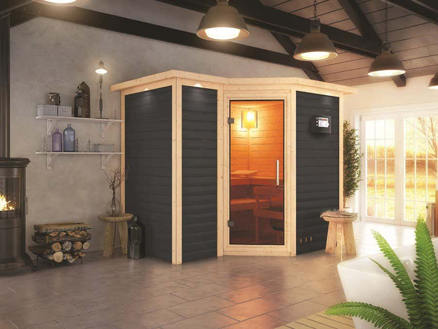 sauna gartenhaus inspirierende bilder von wohnzimmer und kamin dekoration robimgut. Black Bedroom Furniture Sets. Home Design Ideas