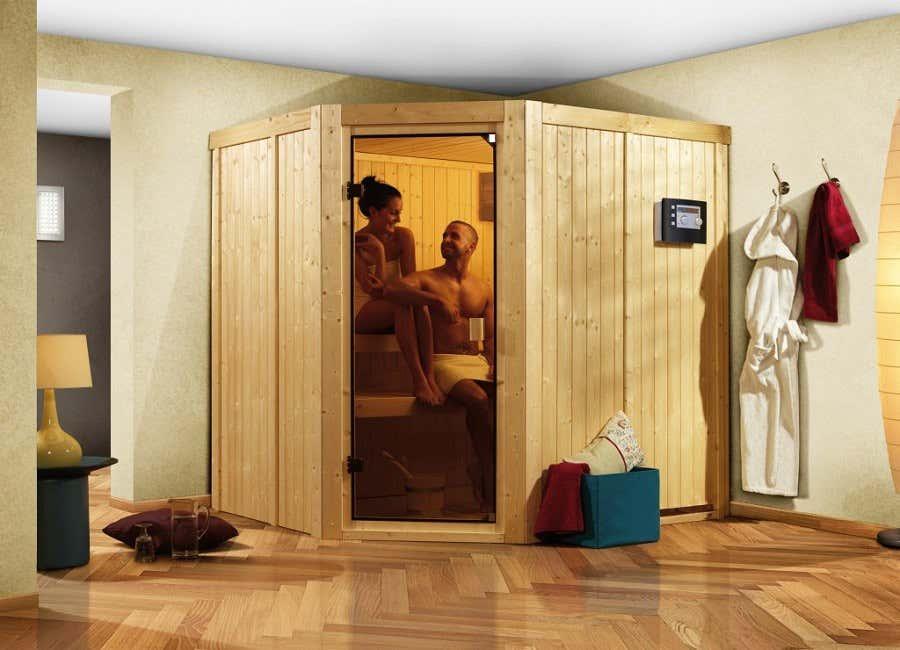 sauna zuhause erfahrung und pflege tipps f r die innensauna. Black Bedroom Furniture Sets. Home Design Ideas