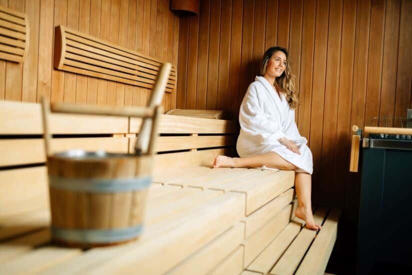 sauna selber bauen bauanleitung und tipps zur planung With französischer balkon mit sauna selber bauen garten