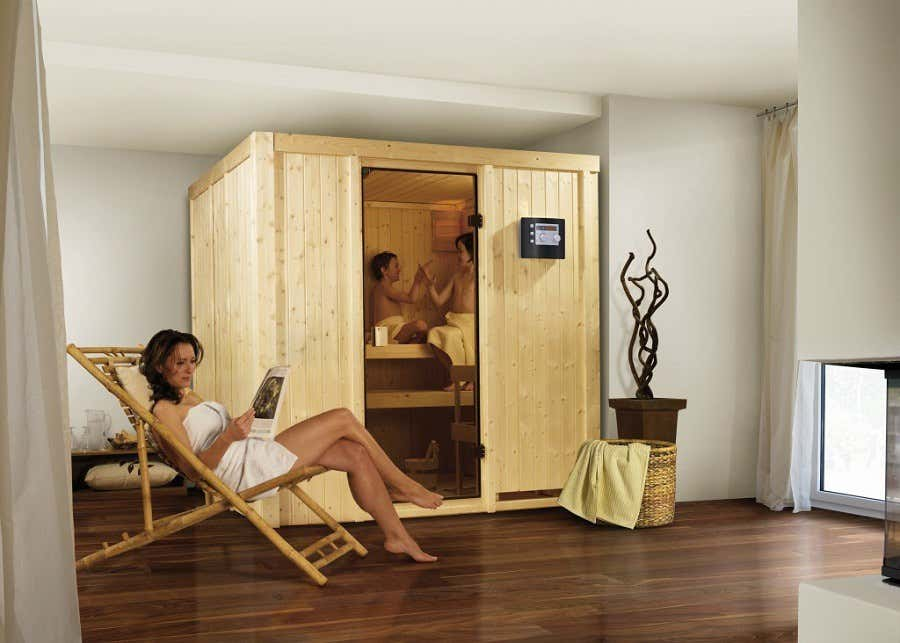 sauna im keller so richten sie ihre keller sauna ein. Black Bedroom Furniture Sets. Home Design Ideas