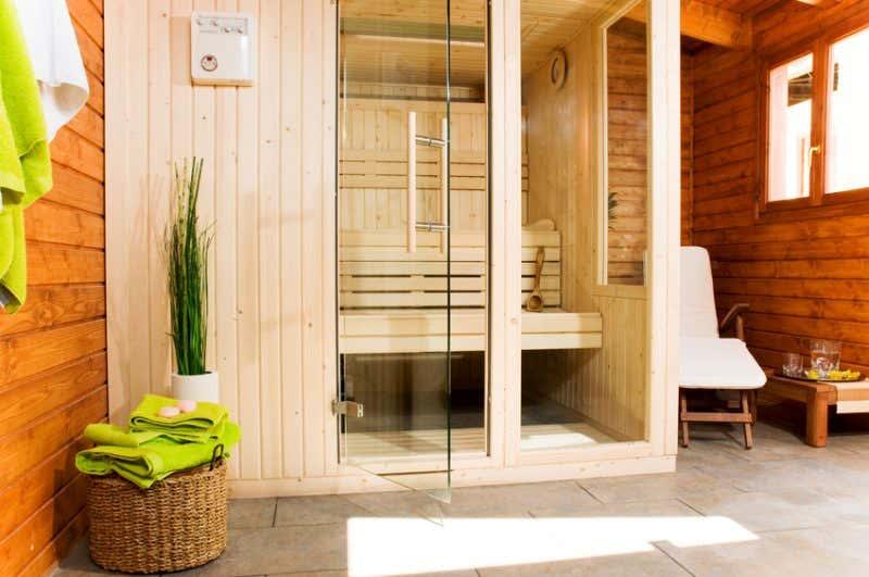 Saunaraum gestalten  Sauna im Keller: So richten Sie Ihre Keller-Sauna ein