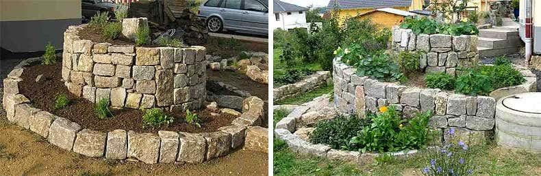 Kräuterspirale - Gartenblogs