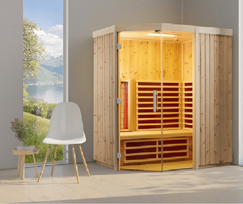 infrarotkabinen wirkung so funktioniert die alternative zur sauna. Black Bedroom Furniture Sets. Home Design Ideas