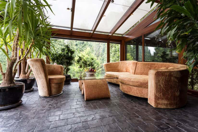 Wintergarten selber bauen bauanleitung tipps f r den for Dekoration pflanzen