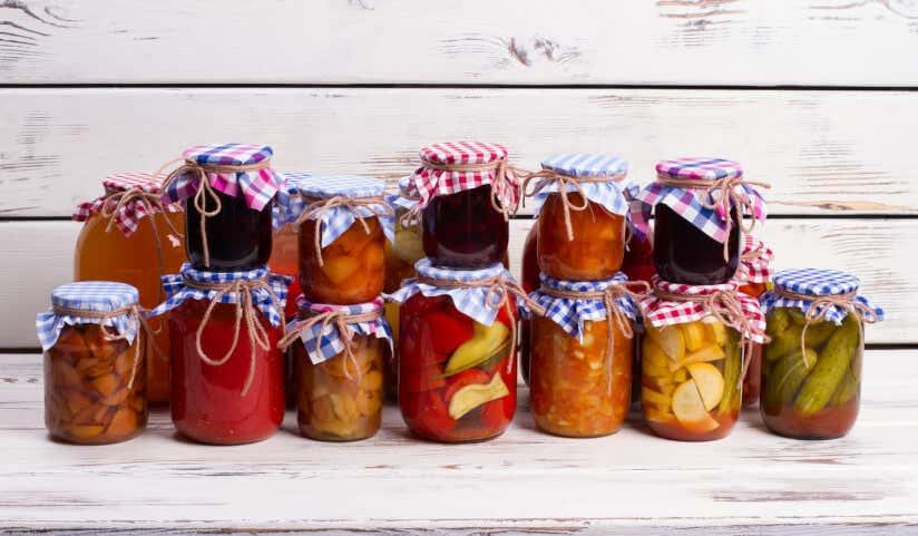 Obst Oder Gemüse Einkochen So Konservieren Sie Richtig
