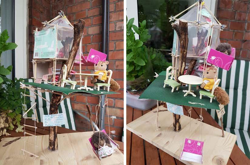 Wunschgarten So Stellen Sich Kinder Garten Gartenhaus Vor