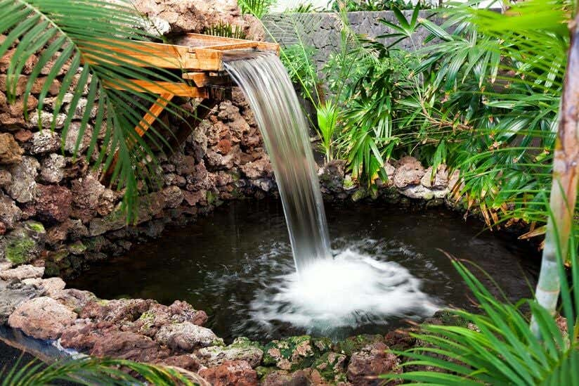 Brunnen Anlegen Im Garten Wichtige Infos Vor Baubeginn