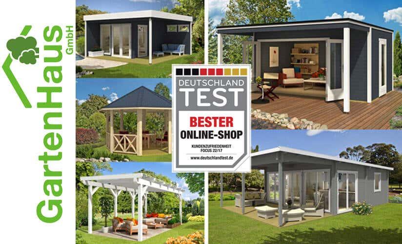 Gartenhaus Gmbh Bester Online Shop 2017 Für Haus Garten