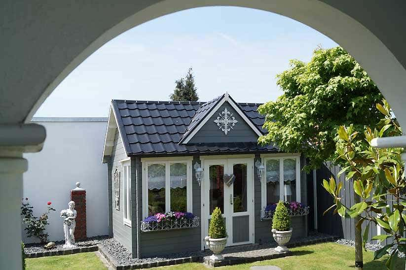 Clockhouse-44 Royal ISO komplett