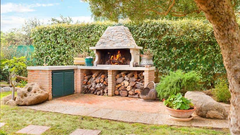 Sommerküche Aus Beton : So bauen sie mit ihren eigenen händen eine sommerküche im landhaus