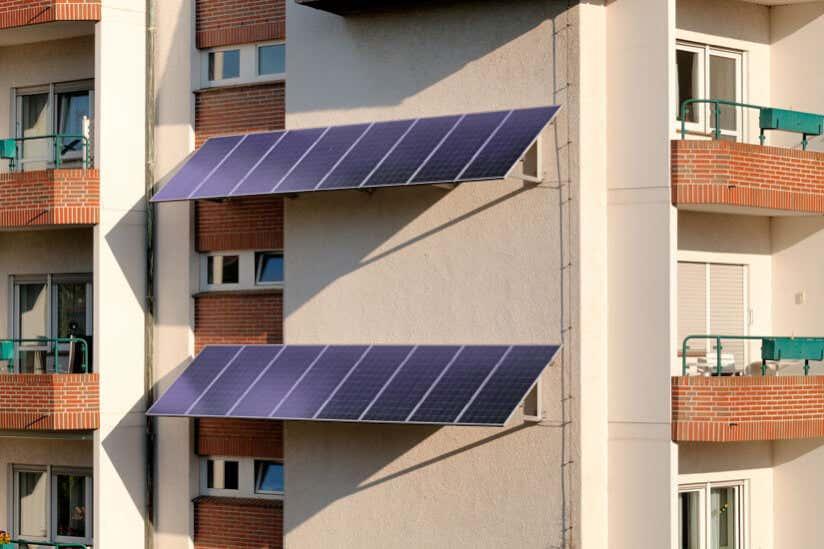 Balkon Solaranlage Das Mussen Sie Wissen