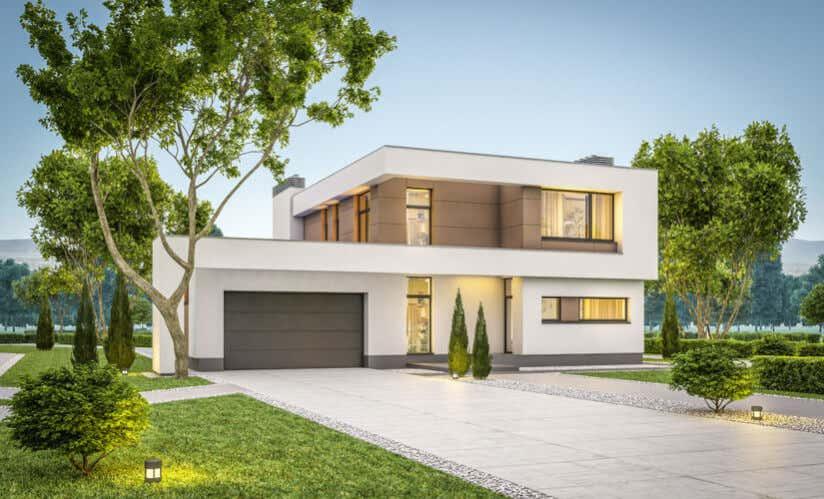 Carport beleuchtung ein technischer ratgeber for Haus mit garage