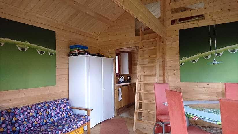 Gartenhaus Muhlheim 44 Iso Mit Schlafboden Und Solardach