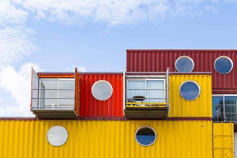 Container Gartenhaus: Tipps + Ideen für Ihren Wohncontainer