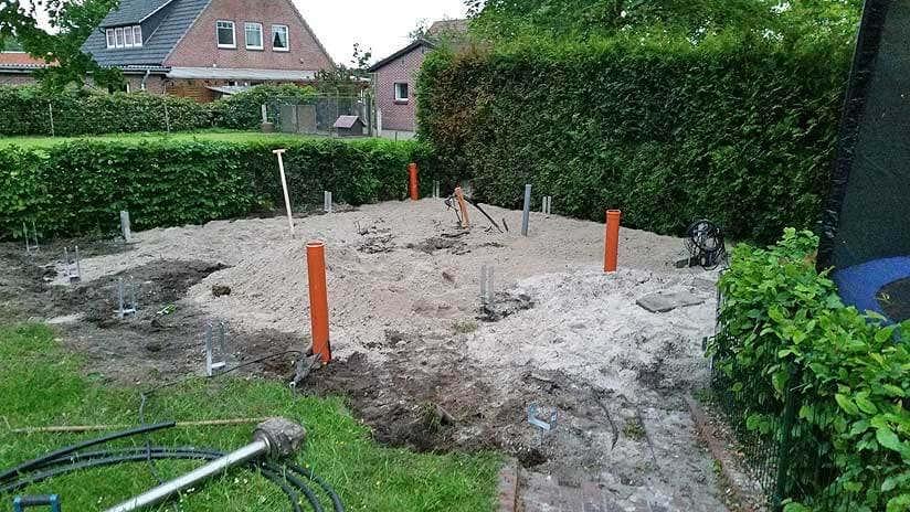 Gartenhaus selber bauen ein eigenbau in 100 diy - Gartenhaus aus beton ...