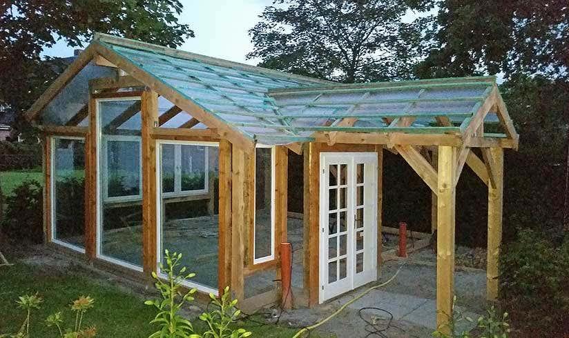 Gartenhaus selber bauen: Ein Eigenbau in 100% DIY