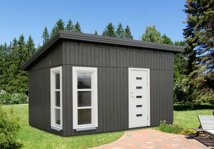 container gartenhaus tipps ideen f r ihren wohncontainer. Black Bedroom Furniture Sets. Home Design Ideas