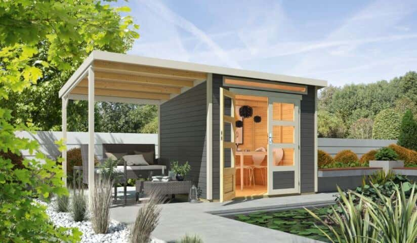 garten container, container gartenhaus: tipps + ideen für ihren wohncontainer, Design ideen