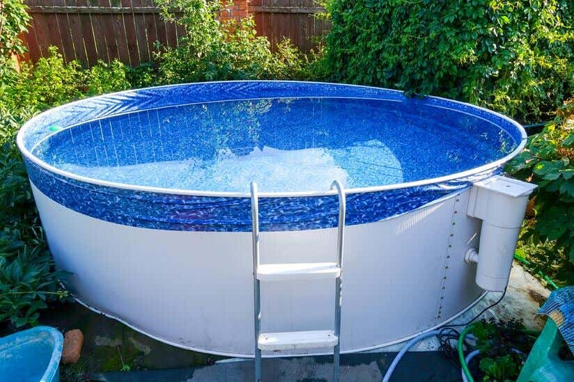 Swimmingpool Im Garten Alles Was Sie Zu Gartenpools