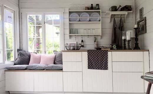 alles zum thema aufbau gestaltung gartenhaus magazin. Black Bedroom Furniture Sets. Home Design Ideas