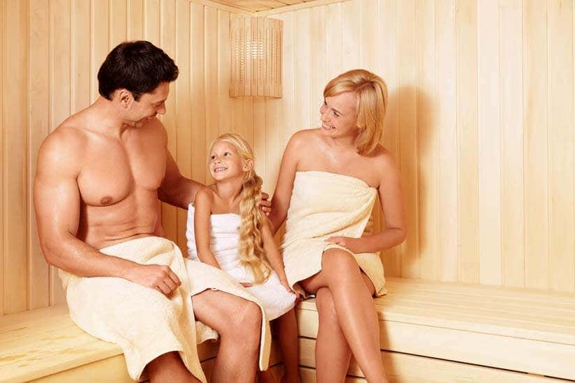 Sauna Mit Kindern Ab Wann Wie Lange Ist Kindersauna Gut