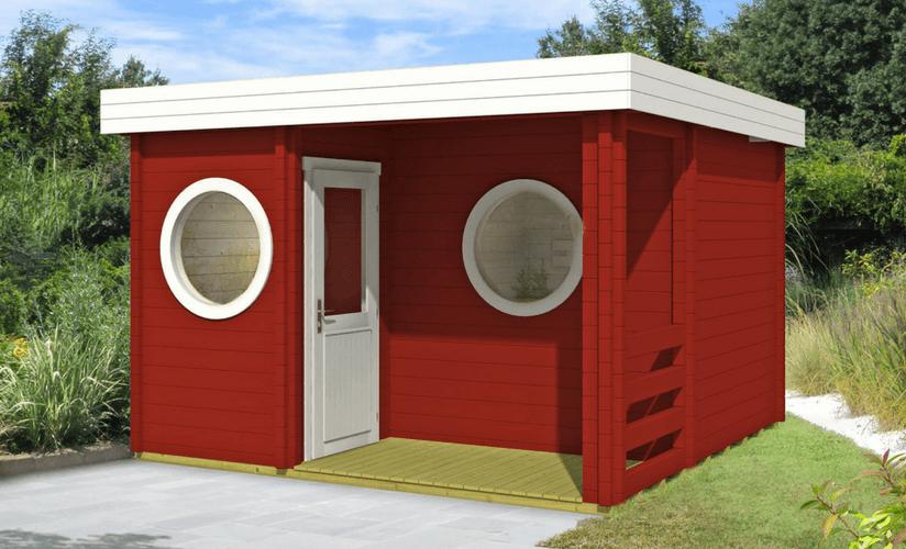 saunah user in rot unsere kunden beweisen mut zur farbe. Black Bedroom Furniture Sets. Home Design Ideas