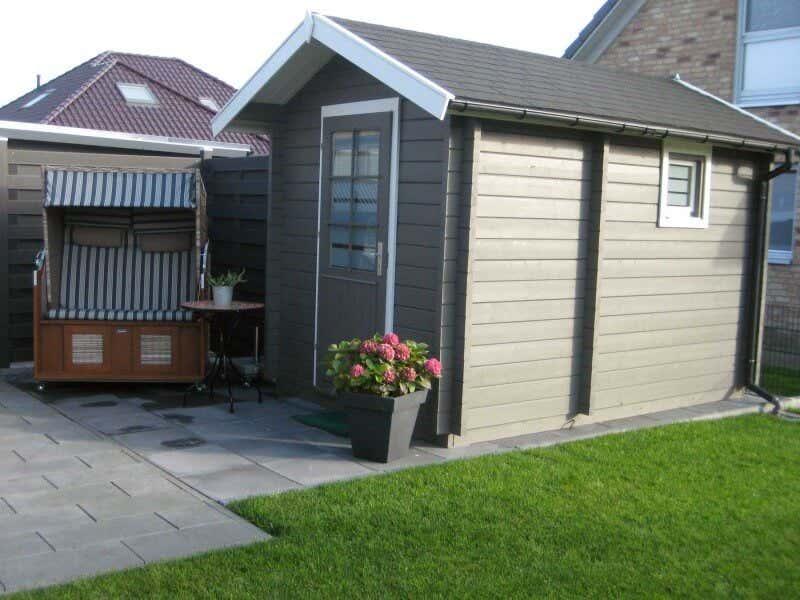 sauna grau wei tolle beispiele unserer kunden. Black Bedroom Furniture Sets. Home Design Ideas