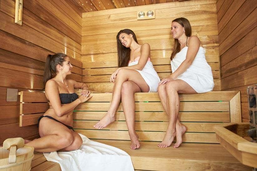 Saunaregeln Richtiges Saunieren Mit Unserem Sauna Knigge
