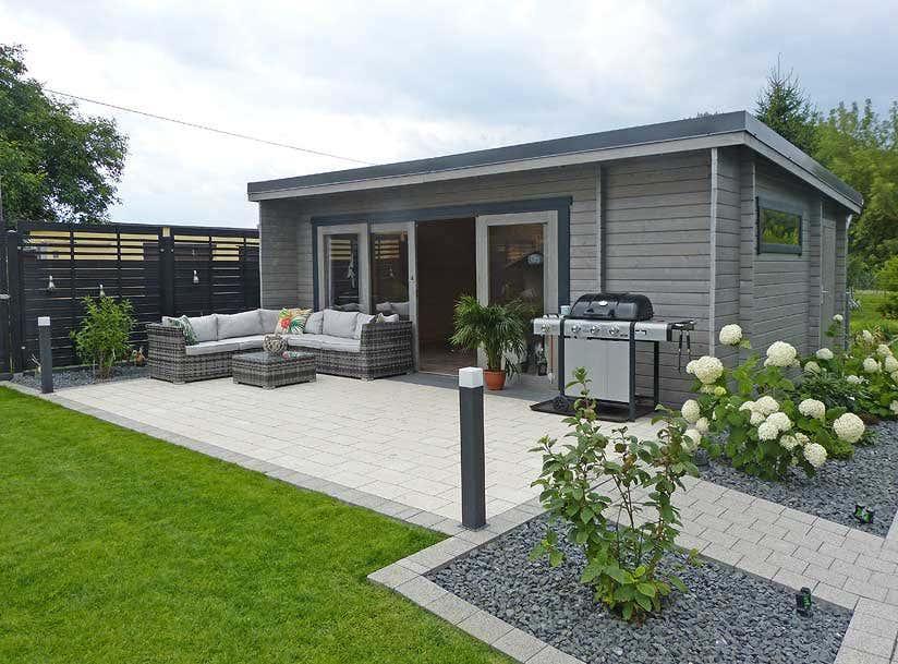 Gartenhaus Design Ideen: So können Sie Ihren Garten stilvoll ...