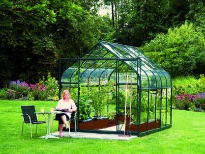 Favorit Gewächshaus kaufen: Garten-Gewächshäuser jetzt bis zu -50% QO65