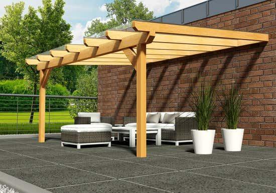 Hervorragend Terrassenüberdachung kaufen: Terrassendach jetzt bis zu -50% TQ95