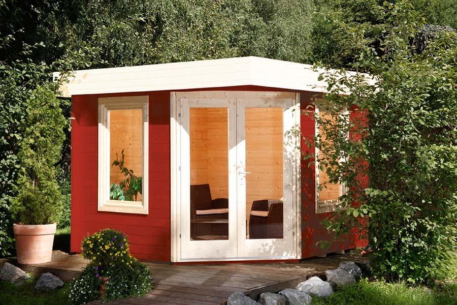 wolff 5 eck gartenhaus nina 28 b 535 120 a z gartenhaus gmbh. Black Bedroom Furniture Sets. Home Design Ideas