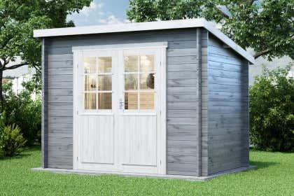 Gartenhaus kaufen: 1.500 Modelle aus Holz vom Marktführer