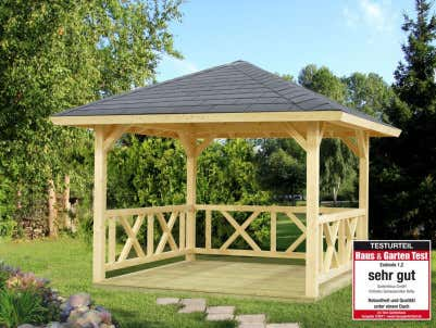 Palmako Gartenpavillon Betty 90 M2