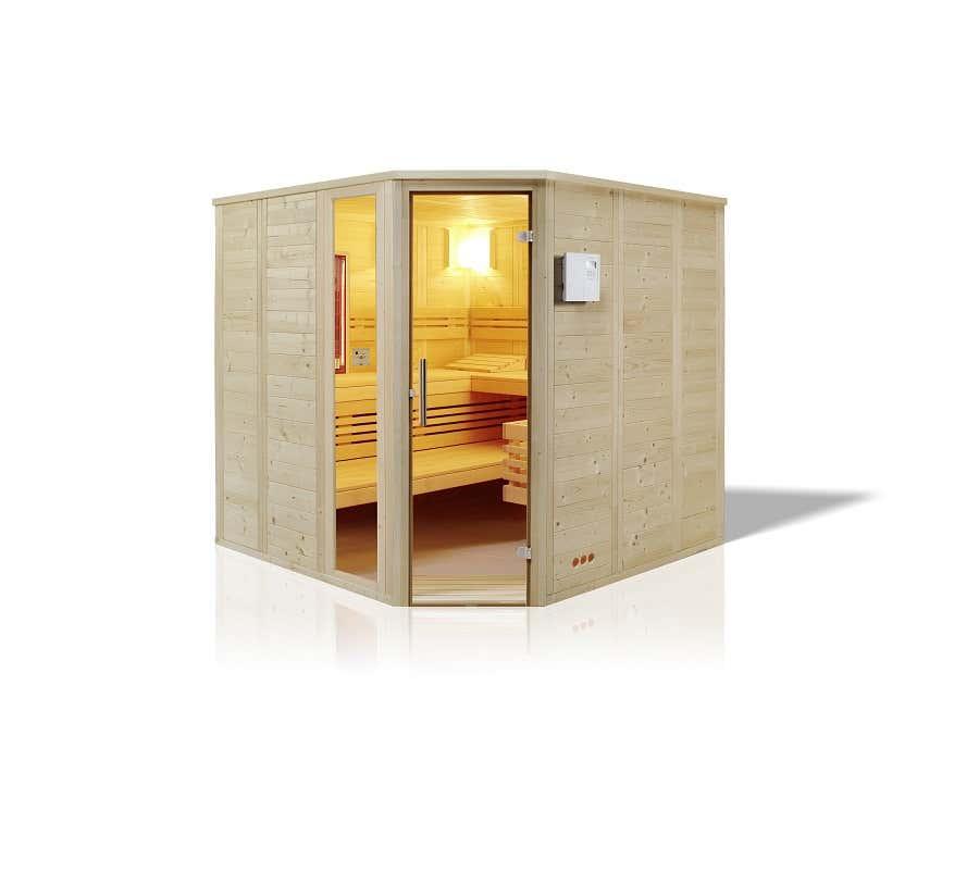 infraworld sauna innenkabine urban complete 391034 a z gartenhaus gmbh. Black Bedroom Furniture Sets. Home Design Ideas