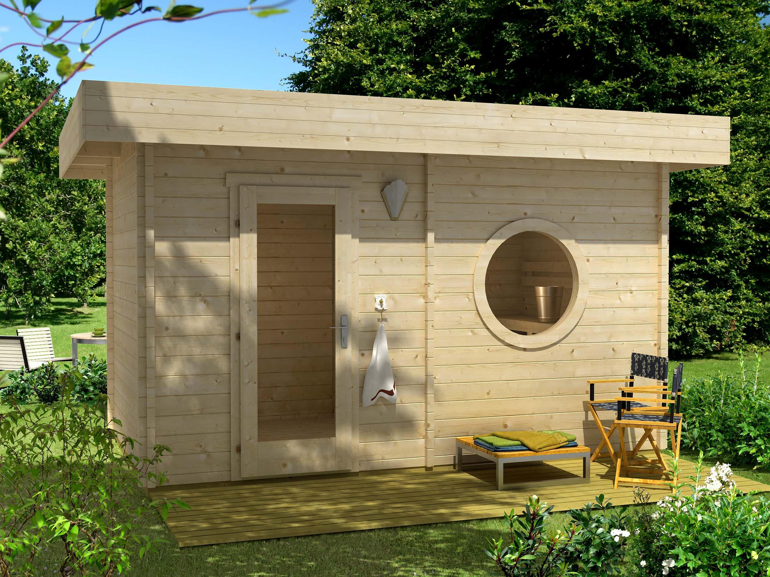 saunahaus cubus 70 c saunahaus cubus 70 c a z gartenhaus gmbh. Black Bedroom Furniture Sets. Home Design Ideas
