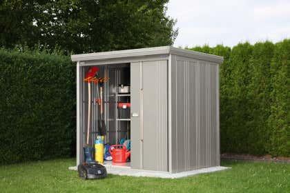 Metallgerätehaus » Gartenhaus aus Metall günstig kaufen