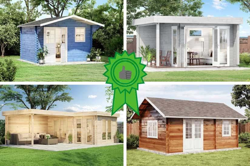 Gartenhaus Qualitätsmerkmale