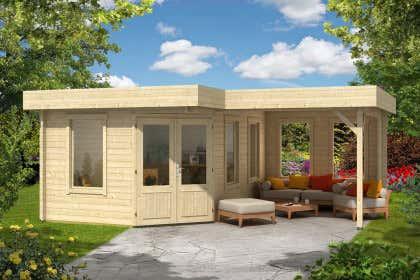 5 Eck Gartenhäuser online kaufen | Gartenhaus GmbH