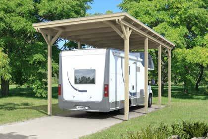 Turbo Carport für Wohnmobil, Wohnwagen & Caravan: Top-Marken bis -50% IW23
