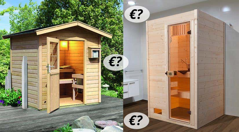 Was Darf Eine Sauna Kosten? Wir Sagen Es Ihnen