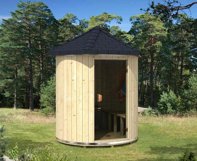 Saunatonne Lucas Mini Sauna
