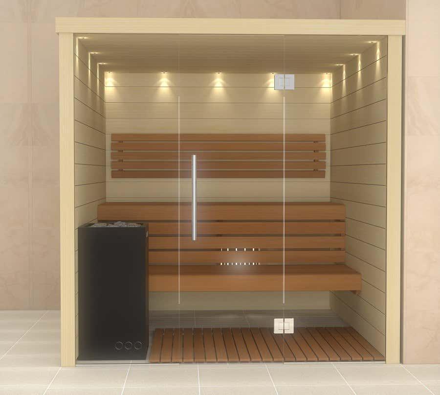 FinnTherm Sauna nach Maß