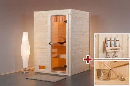 Gut bekannt Sauna günstig kaufen: Sauna-Bausatz für Zuhause | bis zu -30% VP29