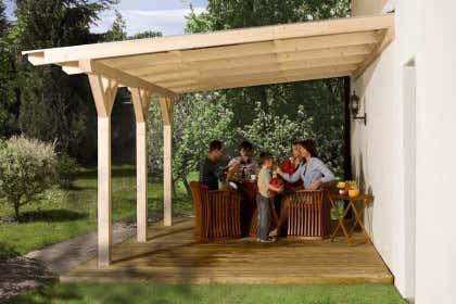 Terrassenüberdachung kaufen: Terrassendach jetzt bis zu -50%