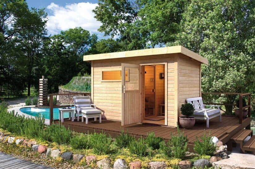 Sauna Für Garten : sauna arten alle saunatypen f r zuhause im berblick ~ Watch28wear.com Haus und Dekorationen