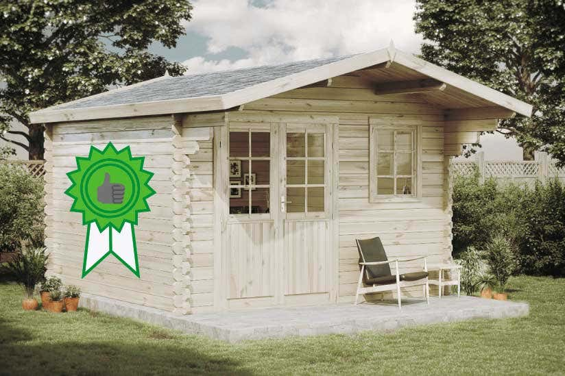 Gartenhaus Qualität